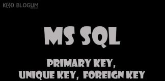 ms-sql-primari-foreign-unique-key